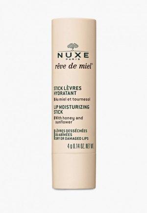 Бальзам для губ Nuxe REVE DE MIEL 4 г. Цвет: бежевый