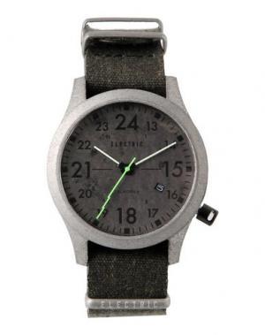 Наручные часы ELECTRIC. Цвет: серый