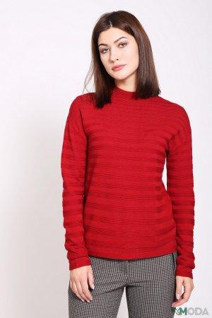 Пуловер Oui. Цвет: красный