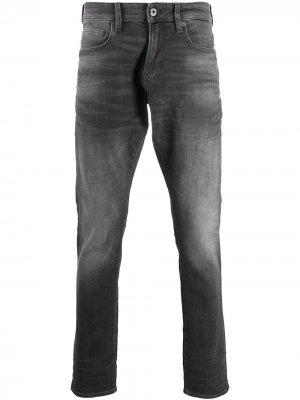 Джинсы скинни с пятью карманами G-STAR RAW. Цвет: черный