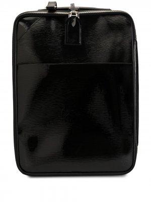 Портфель Pegase 55 Louis Vuitton. Цвет: черный