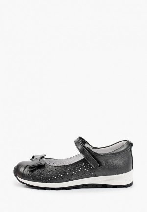 Туфли Elegami. Цвет: серый