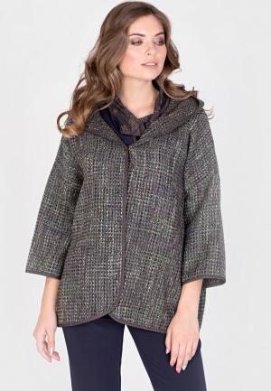 Куртка Filigrana. Цвет: разноцветный