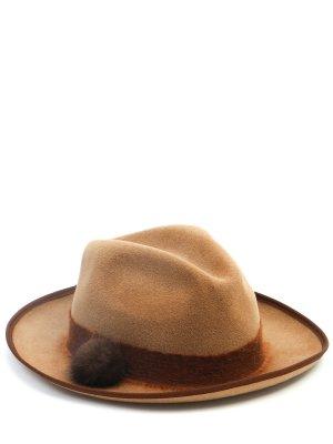 Фетровая шляпа HIGH