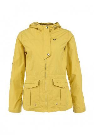 Куртка F5. Цвет: желтый
