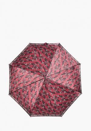 Зонт складной Henry Backer. Цвет: красный