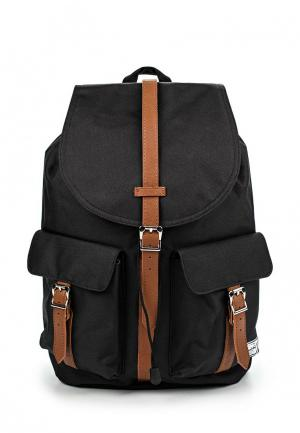 Рюкзак Herschel Supply Co DAWSON. Цвет: черный