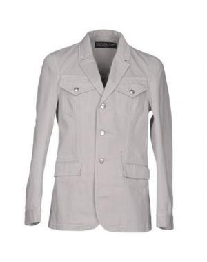 Пиджак DEPARTMENT 5. Цвет: светло-серый