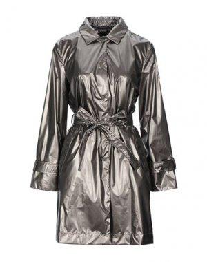 Легкое пальто CIESSE PIUMINI. Цвет: бронзовый