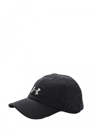 Бейсболка Under Armour Shadow Cap 2.0. Цвет: черный