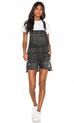 Короткий комбинезон sloane Hudson Jeans. Цвет: none