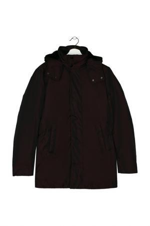 Куртка Lab.PAL ZILERI. Цвет: черный с оттенком бордового