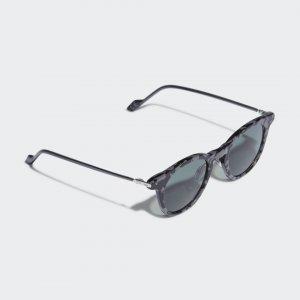 Очки солнцезащитные AOK002 Originals adidas. Цвет: зеленый