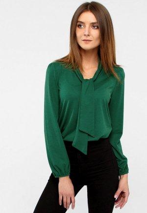 Блуза Апрель. Цвет: зеленый