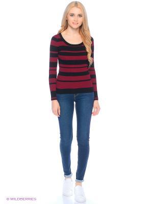 Пуловер Jennyfer. Цвет: сливовый