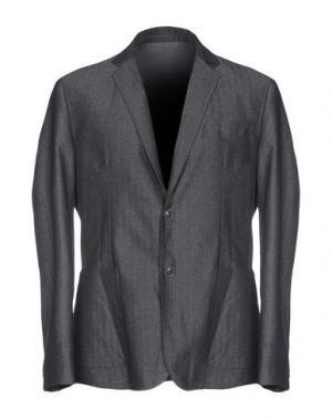 Пиджак SQUAD². Цвет: свинцово-серый