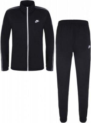 Костюм мужской Sportswear Basic, размер 52-54 Nike. Цвет: черный