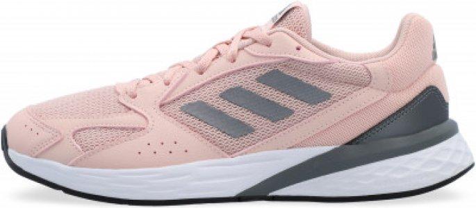 Кроссовки женские adidas Response Run W, размер 38.5. Цвет: розовый