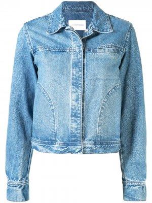 Джинсовая куртка Accolade Nobody Denim. Цвет: синий