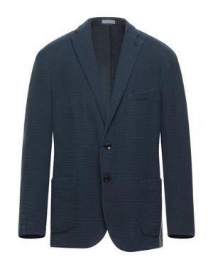 Пиджак BOGLIOLI. Цвет: грифельно-синий