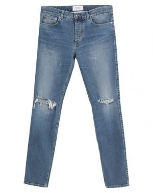 Джинсовые брюки GIVENCHY. Цвет: синий