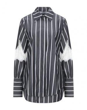 Pубашка BEATRICE .b. Цвет: стальной серый