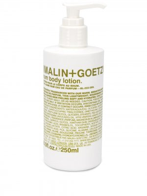 Лосьон для тела Rum MALIN+GOETZ. Цвет: белый