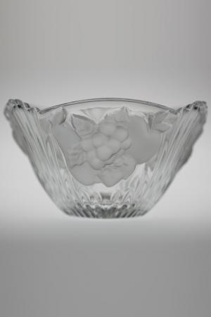 Салатник Фрукты 16,5 см CRYSTAL BOHEMIA. Цвет: белый