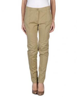 Повседневные брюки FELIPE OLIVEIRA BAPTISTA. Цвет: зеленый-милитари
