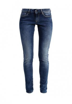 Джинсы Pepe Jeans SOHO. Цвет: синий
