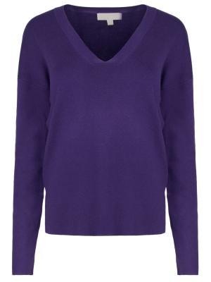 Повседневный пуловер MICHAEL KORS. Цвет: фиолетовый