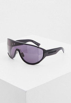 Очки солнцезащитные Givenchy GV 7188/S 807. Цвет: черный