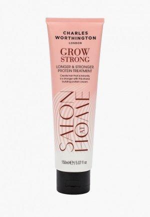 Крем для волос Charles Worthington Grow strong, 150 мл. Цвет: прозрачный