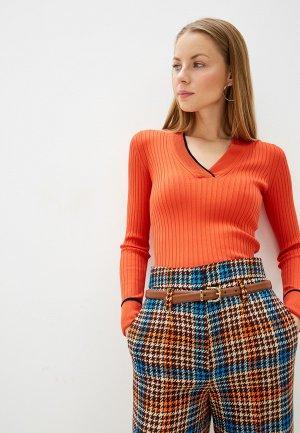 Пуловер Sportmax Code. Цвет: красный