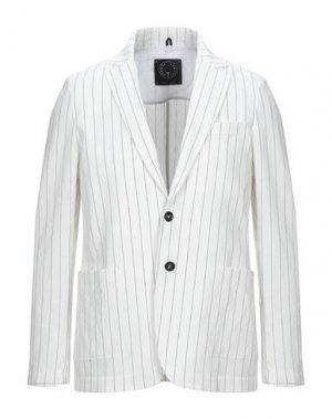 Пиджак T-JACKET by TONELLO. Цвет: белый