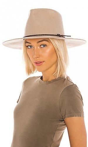 Шляпа jenkins Brixton. Цвет: цвет загара