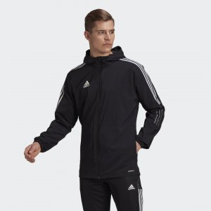 Ветровка Tiro 21 Performance adidas. Цвет: черный
