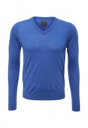 Пуловер Riggi. Цвет: голубой