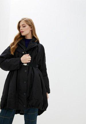 Куртка утепленная High. Цвет: черный