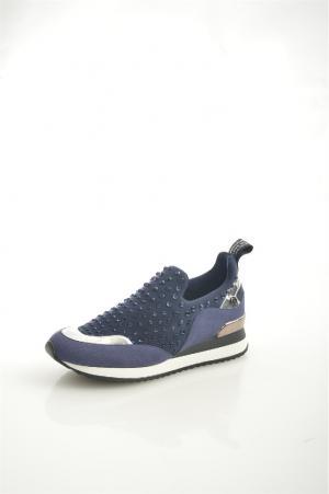 Кроссовки Liu Jo •JO. Цвет: темно-синий