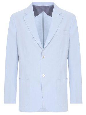 Пиджак хлопковый BRIONI