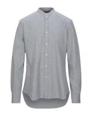 Pубашка CELLINI. Цвет: серый