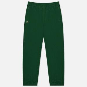 Мужские брюки Lightweight Water-Resistant Lacoste. Цвет: зелёный
