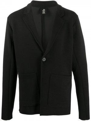 Пиджак в стиле casual Thom Krom. Цвет: черный