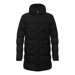 Утепленная куртка Kired. Цвет: чёрный