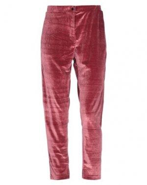 Повседневные брюки FREDDY. Цвет: пастельно-розовый