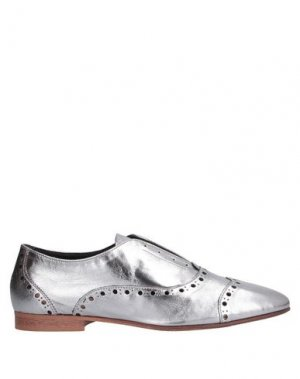 Обувь на шнурках FORMENTINI. Цвет: серебристый
