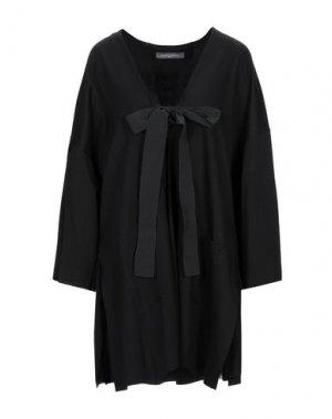 Пиджак SANDRO FERRONE. Цвет: черный