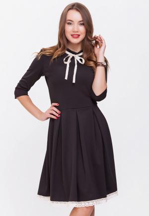 Платье Xarizmas. Цвет: черный