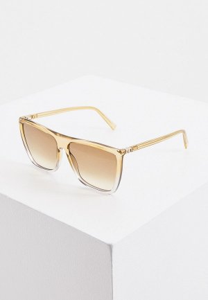 Очки солнцезащитные Givenchy GV 7181/S 10A. Цвет: бежевый